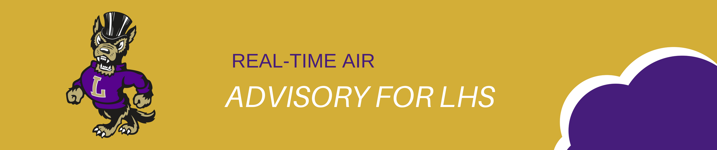 Real Time Air Advisory for LHS