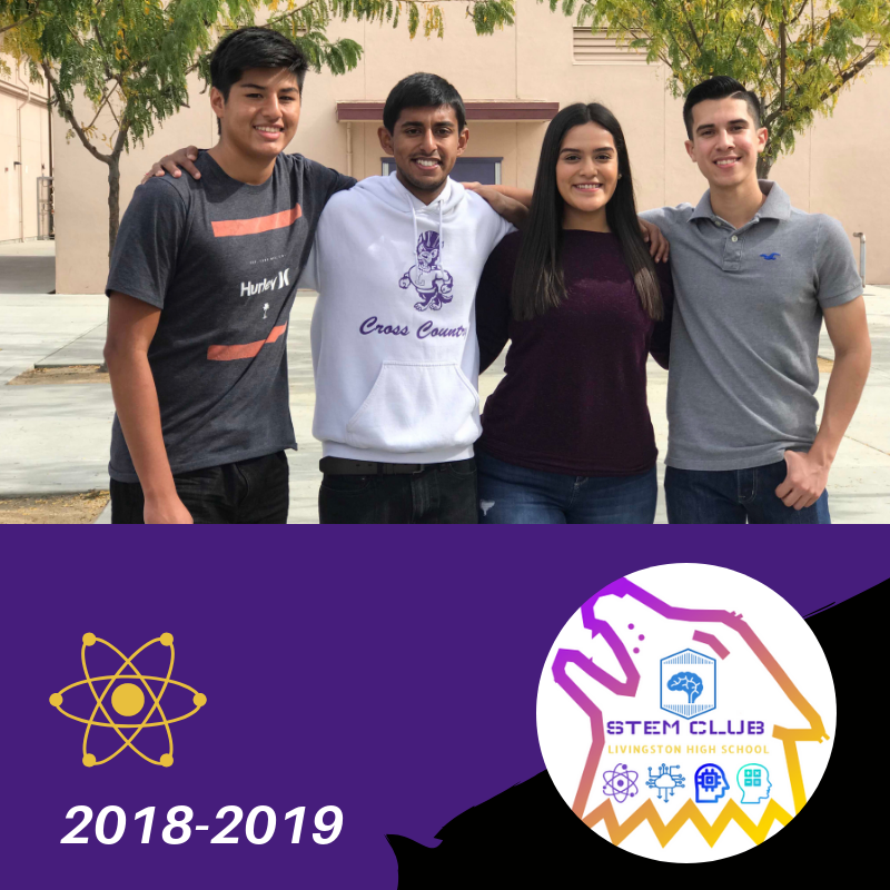 2018-2019 Officers